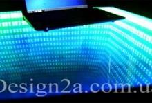 Светодиодный стол