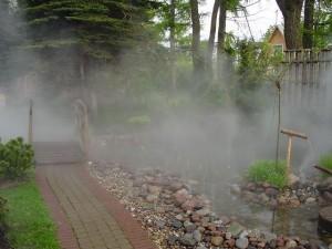 Туманное охлаждение