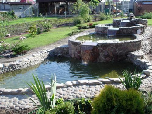 Создание искусственных водоемов в Одессе
