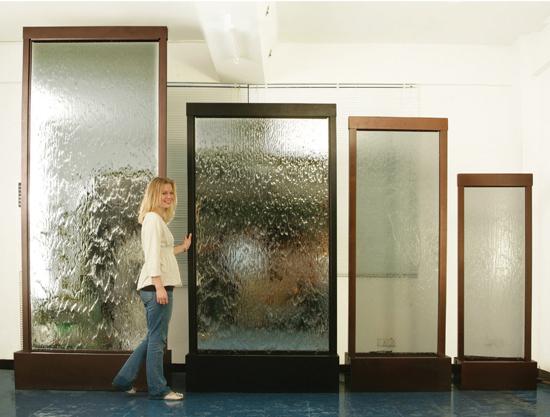 Водная стена, панель в Одессе