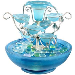 Выбор декоративных комнатных фонтанов в Одессе