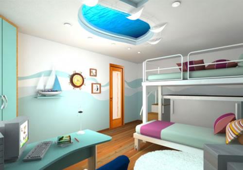 Дизайн интерьера помещения в Одессе