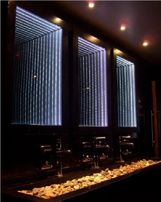 Зеркала со светодиодной подсветкой