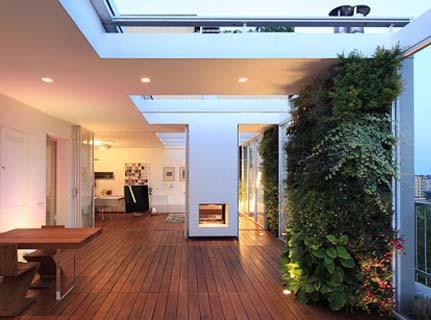Вертикальные сады в дизайне интерьера в Одессе