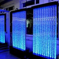 Пузырьковые колонны в дизайне помещений в Одессе