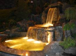 Фонтаны и водопады для сада в Одессе