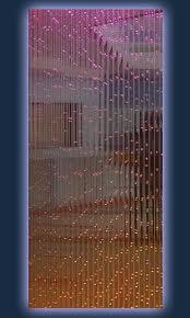 Пузырьковые панели в дизайне интерьеров