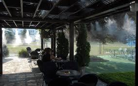 Системы искусственного тумана в Одессе