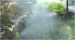 Системы искусственного тумана