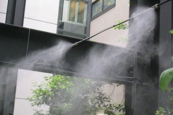 Системы туманного охлаждения в Одессе