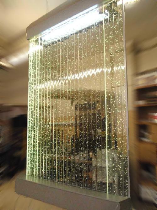 Пузырьковые панели в интерьере помещений