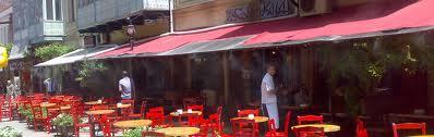 Охлаждение летних кафе и ресторанов