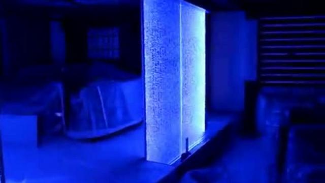Воздушно-пузырьковые колонны в интерьере