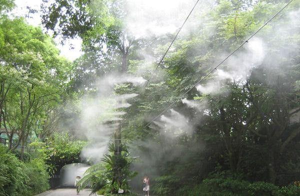 Система туманного охлаждения на заказ