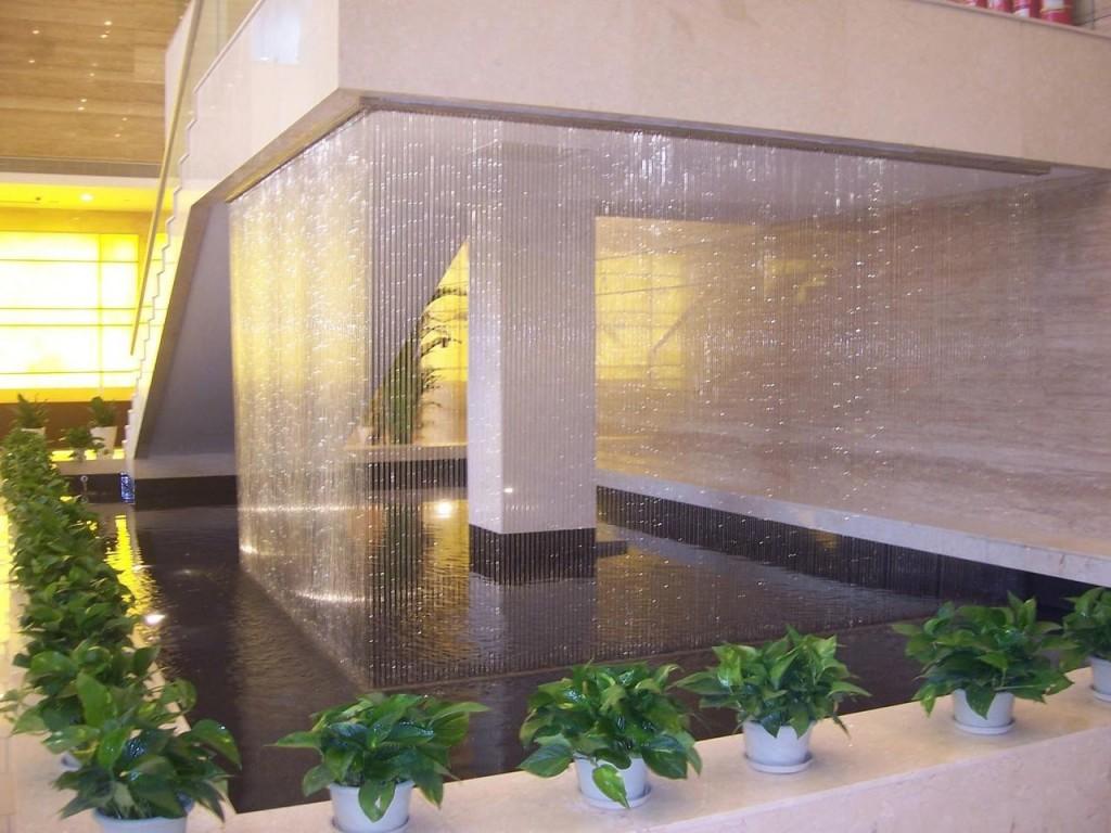 Капельный водопад на заказ