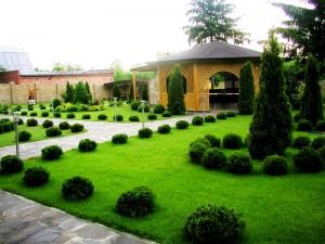 Ландшафтный дизайн участков и загородных домов в Одессе
