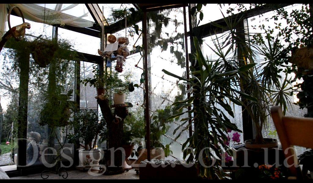 Изготовление водопадов по стеклу в Одессе