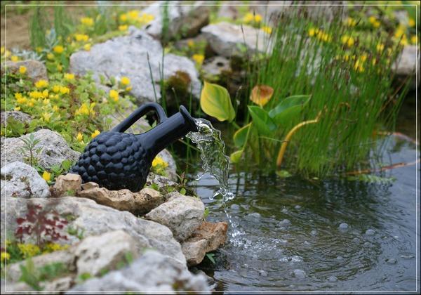 Оформление садовых декоративных прудов в Одессе