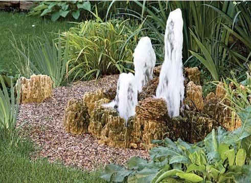 Садовые фонтаны в Одессе