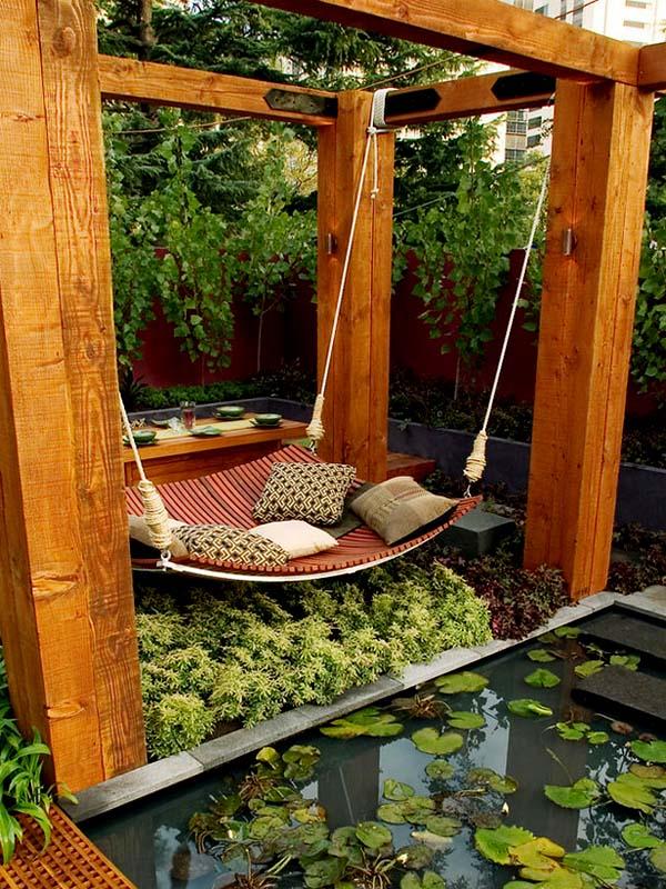 Дизайн садового участка в Одессе