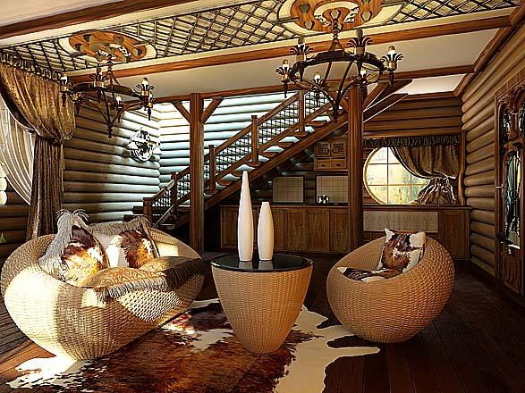Дизайн интерьеров помещений в Одессе