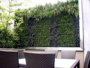 Растительные стены для офисов в Одессе