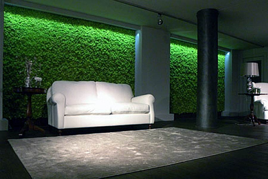 Озеленение интерьеров в Одессе