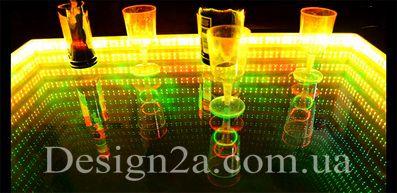 Cветодиодные столы купить в Одессе