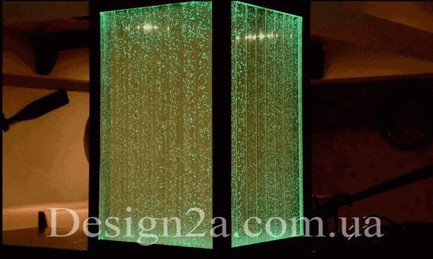 Пузырьковая колонна на заказ в Одессе