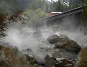 Туманное охлаждение в Одессе
