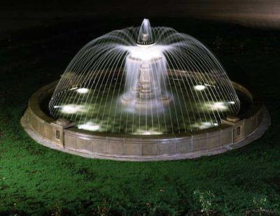 Полезные свойства декоративных фонтанов