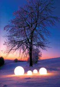 Садовые светильники в Одессе