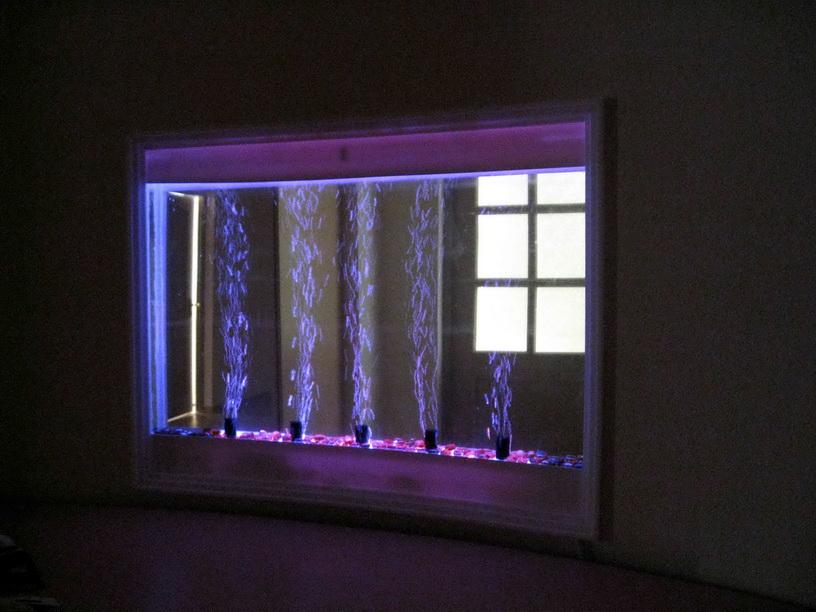 Пузырьковые панели в дизайне интерьера в Одессе