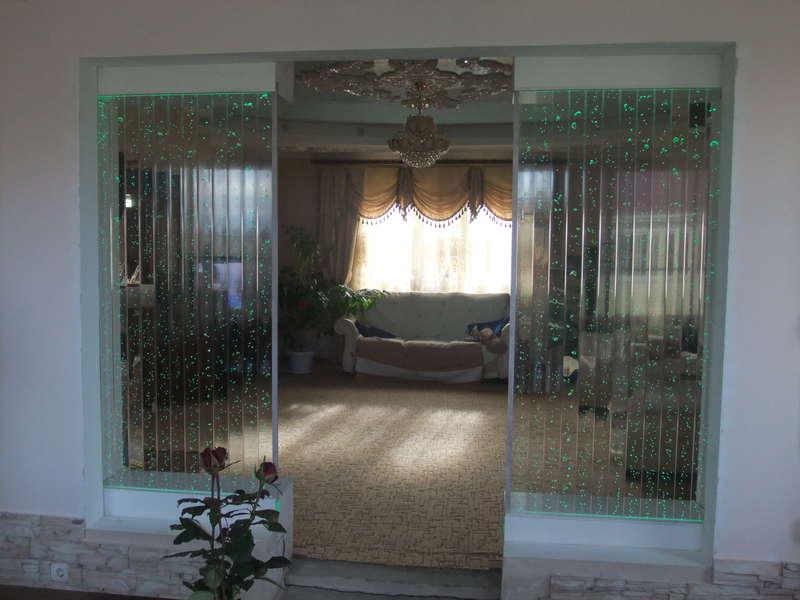 Воздушно-пузырьковые панели в дизайне интерьеров в Одессе