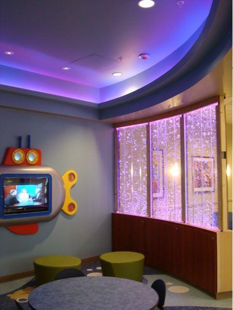 Пузырьковые панели в интерьерном дизайне помещений в Одессе
