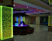 Воздушно-пузырьковая панель в дизайне интерьера