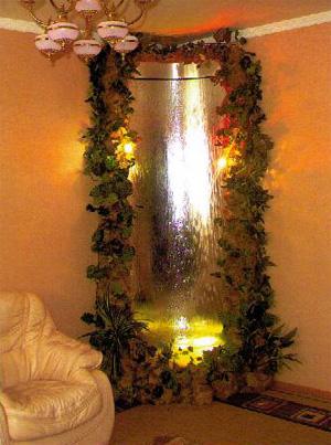 Декоративные водопады в Одессе