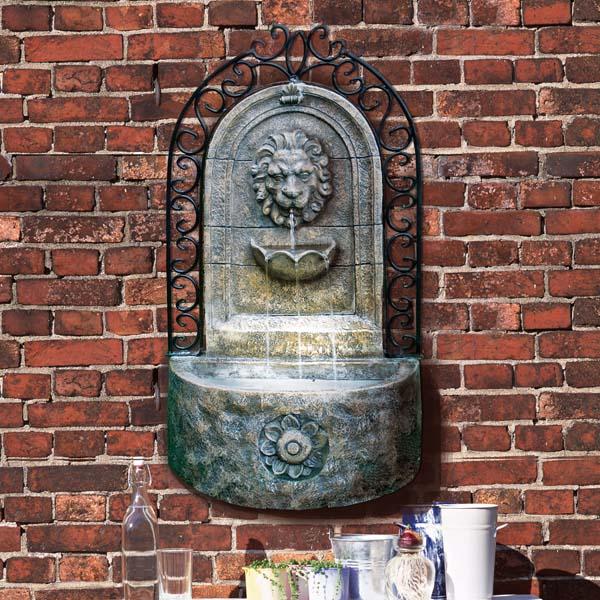 Декоративные фонтаны в Одессе