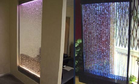 Изготовление пузырьковых панелей и колонн в Одессе