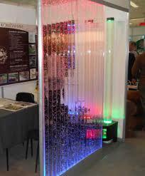 Пузырьковые панели и колонны в интерьерном дизайне