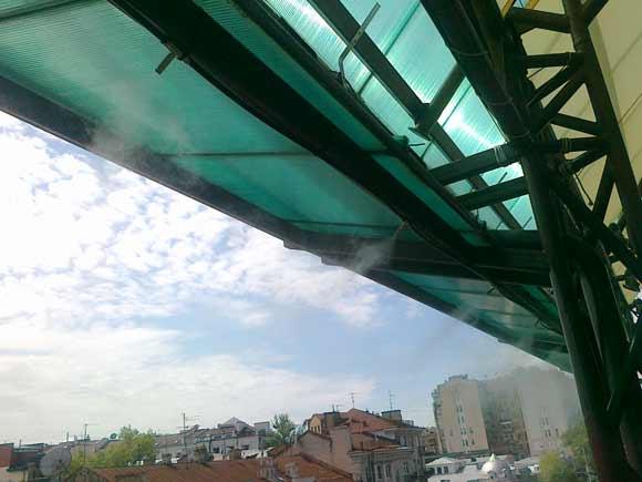 Туманообразующие системы в Одессе