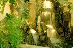 Домашние водопады в Одессе