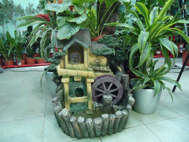 Декоративные фонтаны на заказ в Одессе