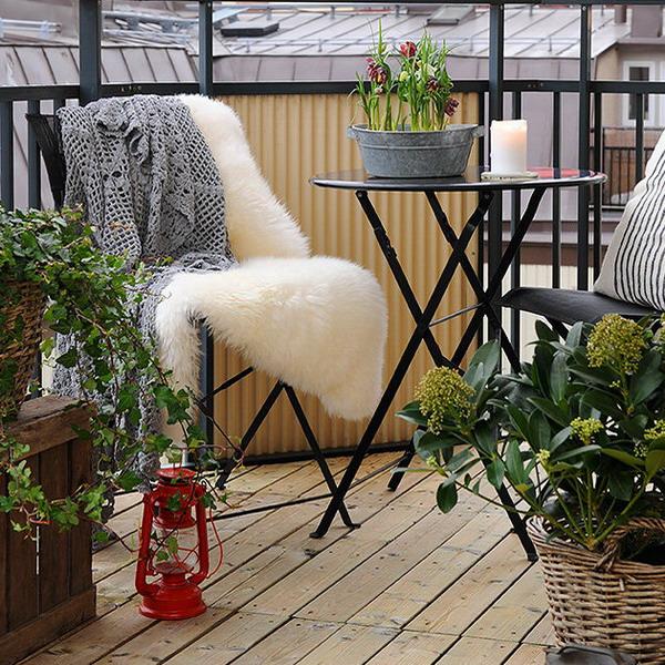 Идеи для зимнего сада