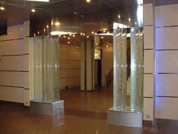 Пузырьковые колонны на заказ в Одессе