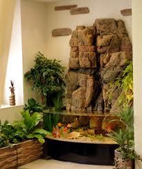 Водопады из искусственного камня