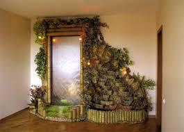 Декоративные домашние водопады