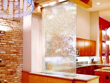 Декоративные водопады для дома