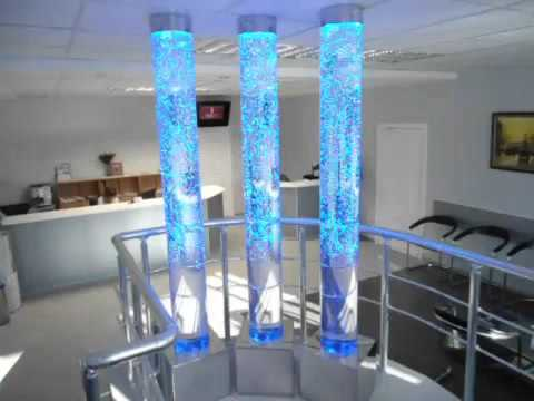 Установка пузырьковых колонн в Одессе