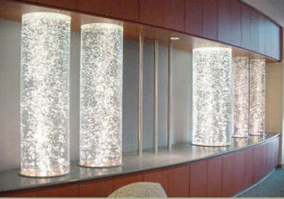 Пузырьковые колонны на заказ